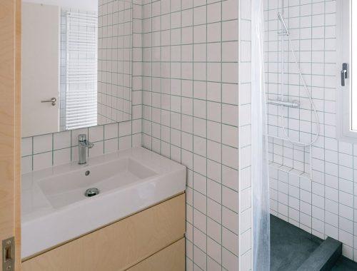 Badkamers voorbeelden pagina 9 van 118 badkamers voorbeelden idee n en inspiratie - Badkamer zwarte vloer ...