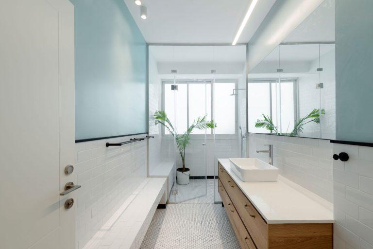 smalle badkamer inrichten Archives - Badkamers voorbeelden