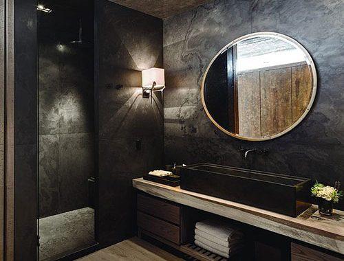 Natuurstenen badkamer archives badkamers voorbeelden