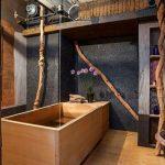 Eclectische badkamer