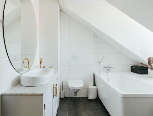Badkamer Onder Dakkapel : Gouden kraan archives pagina van badkamers voorbeelden
