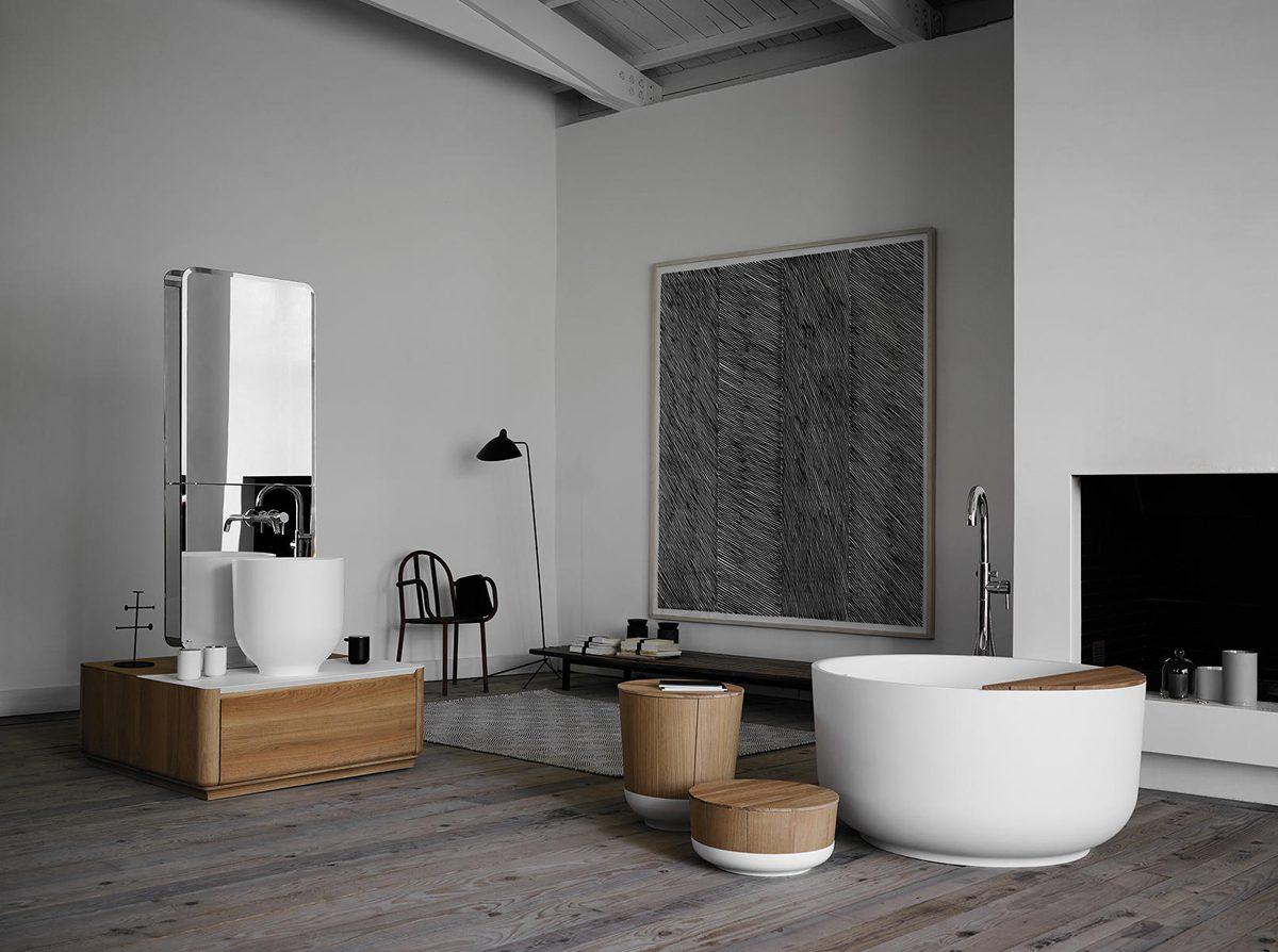 Exclusieve badkamermeubel en sanitair van Inbani