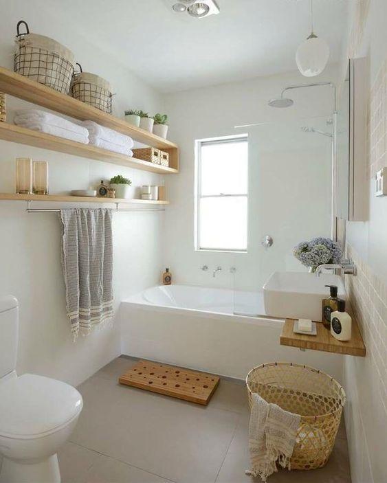 feng shui badkamer lichte kleuren