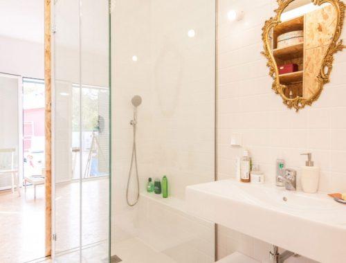 Flexibele badkamer