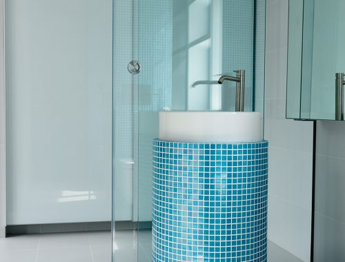 Frisse badkamer door HYLA Architects