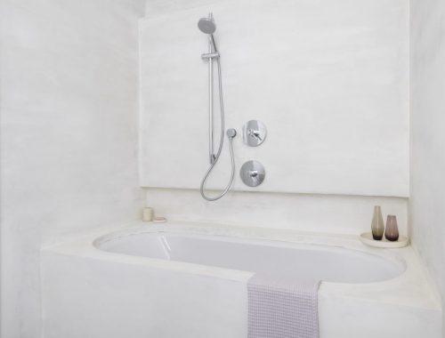 Frisse exotische badkamer uit Wenen