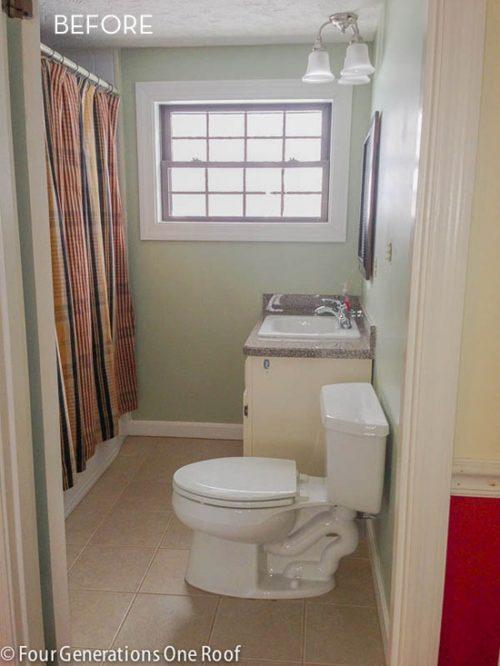 Goedkope badkamer renovatie - Badkamers voorbeelden