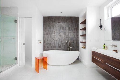 Grote luxe badkamer door caitlin stothers design badkamers voorbeelden - Luxe badkamer design ...