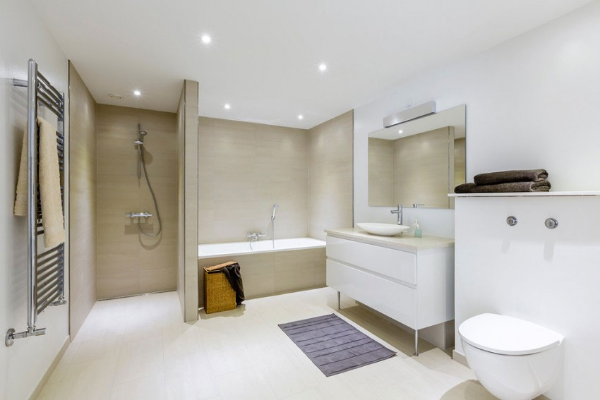 Grote Badkamer Ideeen : Grote badkamer ideeen mooie badkamer moderne badkamer tegel