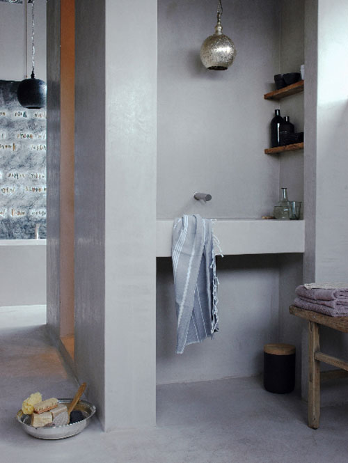 Design Badkamer Haarlem ~ Badkamers voorbeelden ? Hammam badkamer met tadelakt
