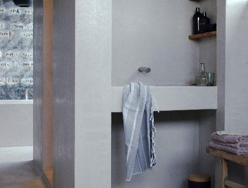 Tadelakt archives badkamers voorbeelden
