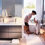 Handige IKEA badkamer