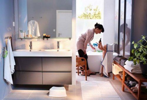 badkamers voorbeelden » badkamers voorbeelden ikea, Deco ideeën