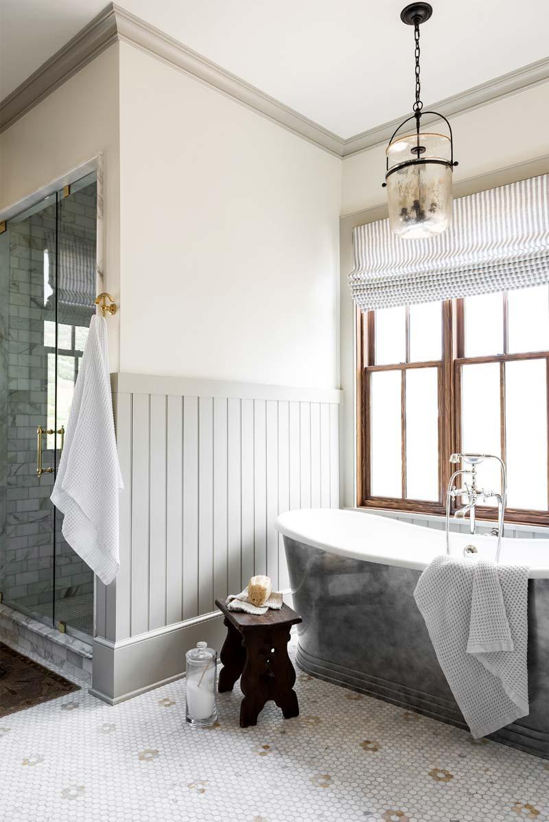 hanglamp badkamer