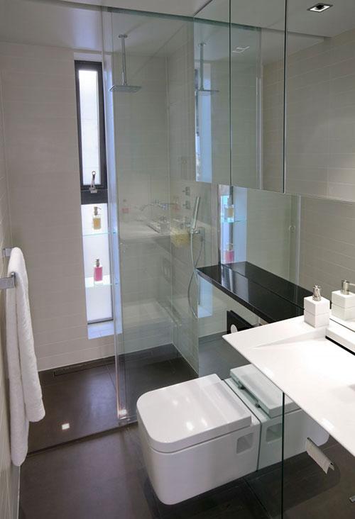 Fabulous Hangtoilet in een kleine badkamer - Badkamers voorbeelden #CB71