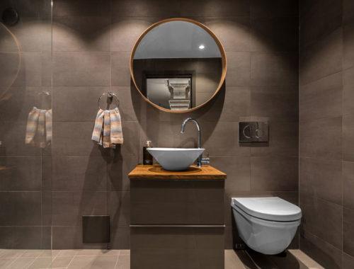 Luxe Donkere Badkamer : Donkere badkamer archives badkamers voorbeelden