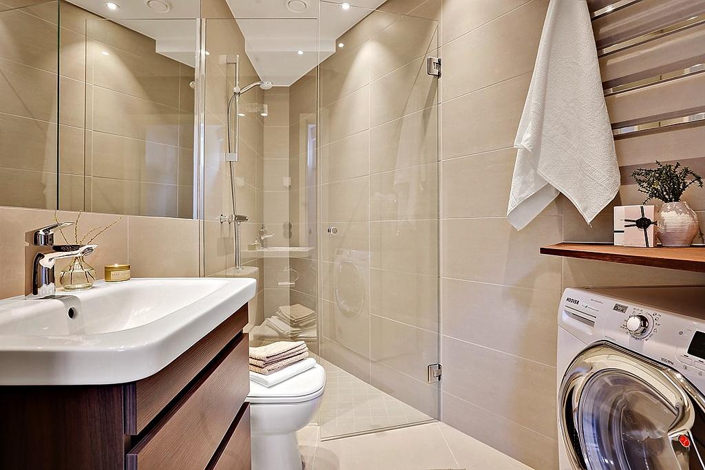 Inrichting van driehoekige badkamer badkamers voorbeelden - Badkamer inrichting ...
