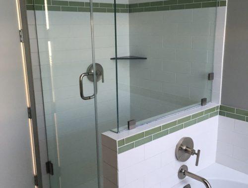 Inspirerende badkamer make-over door Amber Interior Design