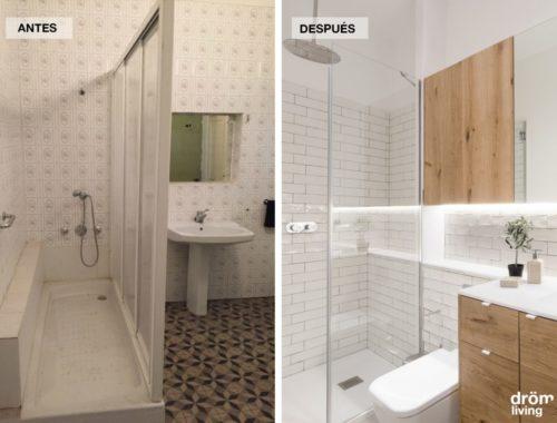 Inspirerende badkamer renovatie uit Barcelona