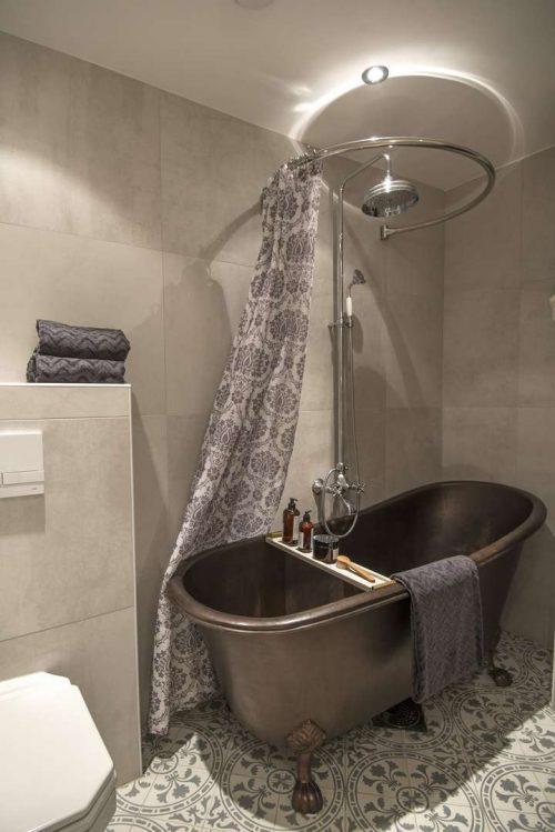 Inspirerende klassieke badkamer