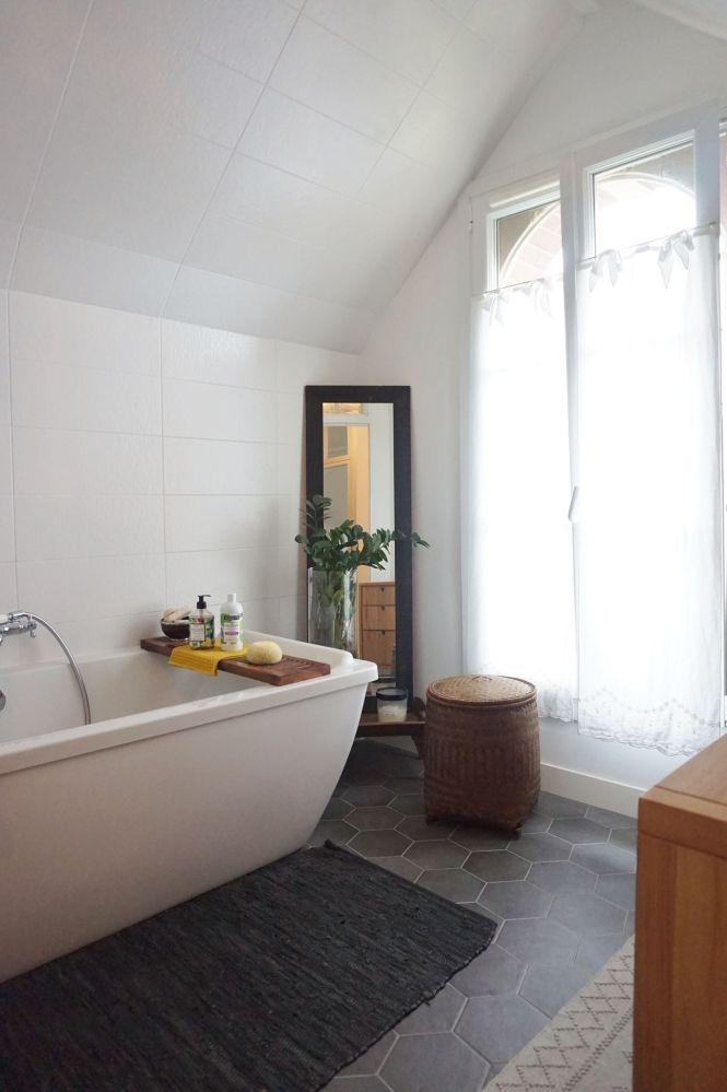 Interieurontwerp bureau ADC ontwerpt badkamer voor jong stel