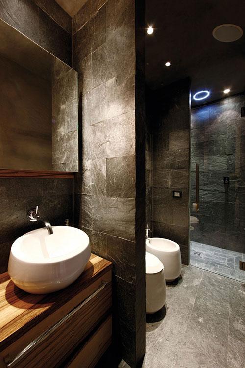 Italiaanse badkamer met luxe uitstraling badkamers voorbeelden - Italiaanse design badkamer ...