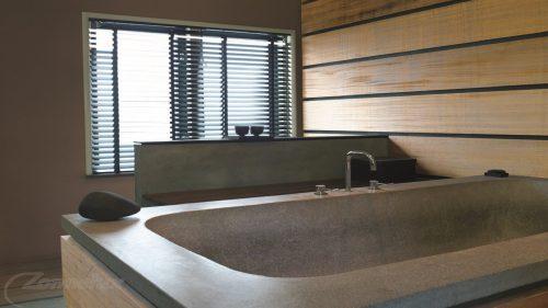 Geschikte raamdecoratie voor de badkamer badkamers voorbeelden