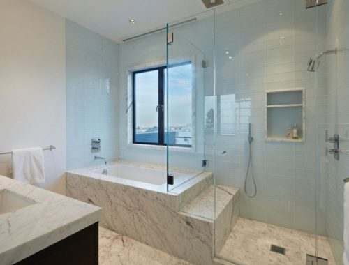 Klassiek badkamer ontwerp door Studio Vara