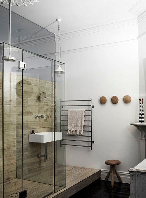 Klassiek en modern in badkamer ontwerp badkamers voorbeelden for Ontwerp bad