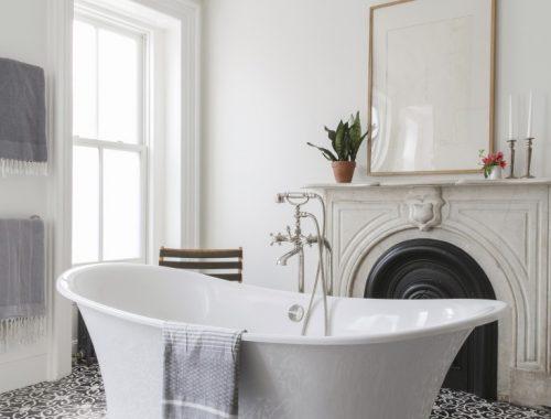Klassieke badkamer uit Brooklyn