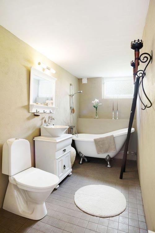 Klassieke badkamer inrichting - Badkamers voorbeelden
