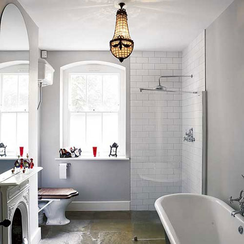 badkamers voorbeelden 187 klassieke badkamer met openhaard contemporary bathroom vanity lighting ideas with double sink