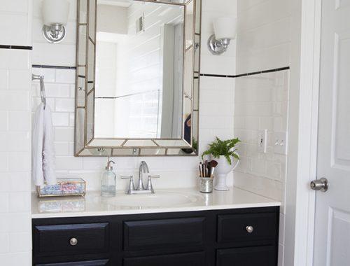 Klassieke badkamer renovatie van Gwen