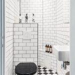 Kleine badkamer van 2m2!