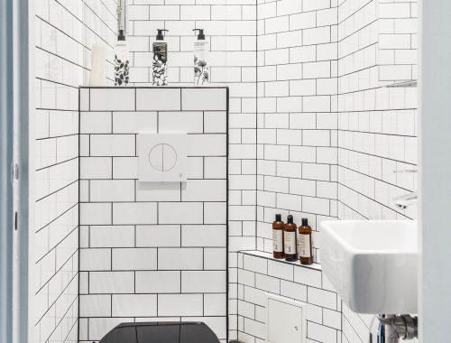 Kleine moza ek badkamer badkamers voorbeelden - Badkamer klein gebied m ...
