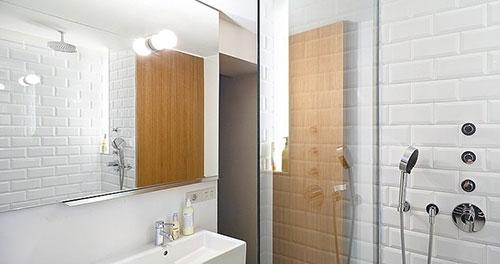 Kleine badkamer inrichting in barcelona badkamers voorbeelden