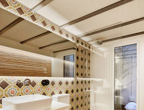 Vintage Tegels Badkamer : Retro badkamer archives badkamers voorbeelden