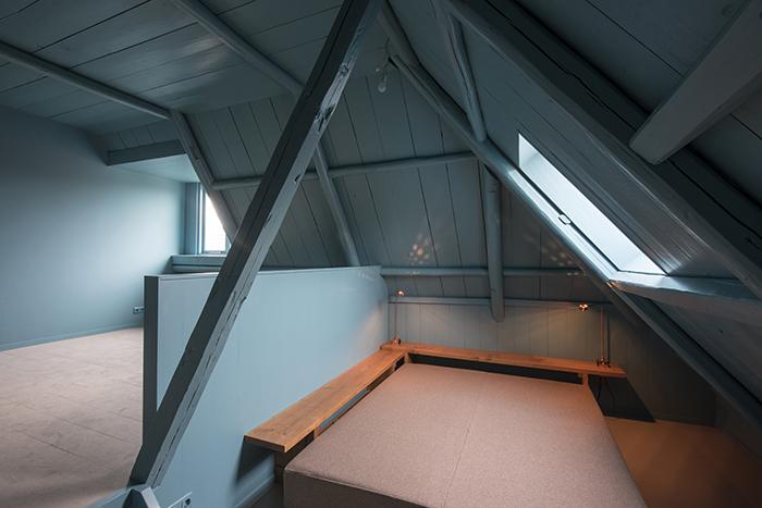Kleine badkamer van B&B Omke Jan in Friesland - Badkamers voorbeelden