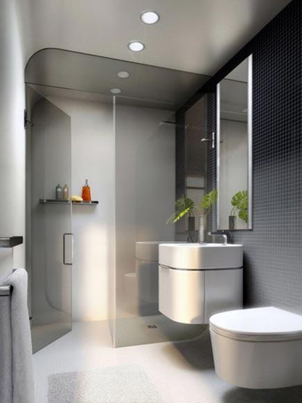 kleine badkamer – Badkamers voorbeelden