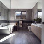 Kleine grote badkamer