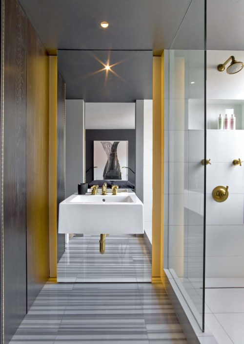 spiegelwand Archives - Badkamers voorbeelden