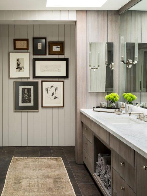 Badkamers voorbeelden » Landelijke badkamers voorbeelden