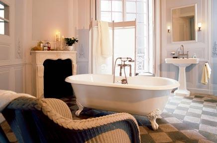 Fonkelnieuw landelijke badkamer – Badkamers voorbeelden OA-76