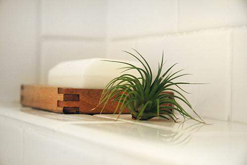 Leuke eenvoudige badkamer metamorfose van Cat en Dan