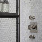 Badkamers voorbeelden open badkamer van historische loft - Deco master suite met badkamer ...
