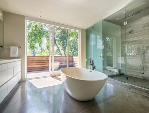Luxe badkamer van Annexe House