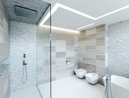 Luxe badkamer van C House