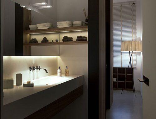 Luxe badkamers ontwerpen door lsa architects interior design badkamers voorbeelden - Luxe badkamer design ...
