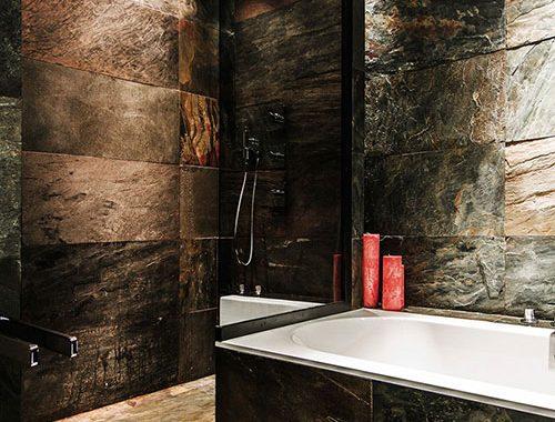 Badkamer natuursteen ecosia