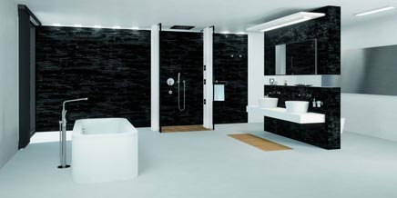 Luxe badkamer van Grohe